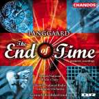 Rued Langgaard (1893-1952): The End of Time, CD