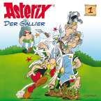 1: Asterix der Gallier, CD