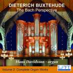 Dieterich Buxtehude (1637-1707): Orgelwerke Vol.2 - The Bach Perspective, 2 CDs
