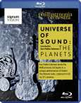 Gustav Holst (1874-1934): The Planets op.32, Blu-ray Disc