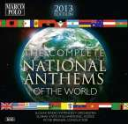 The Complete National Anthems of the World, 10 CDs