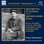 Sergej Rachmaninoff Vol.2, CD