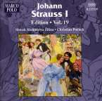 Johann Strauss I (1804-1849): Johann Strauss Edition Vol.19, CD