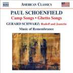 Paul Schoenfield (geb. 1947): Ghetto Songs, CD