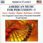 American Music for Percussion Vol.1, CD