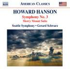 Howard Hanson (1896-1981): Symphonie Nr.3, CD