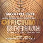 Margaret Rizza (geb. 1929): Officium Divinum of Morning, Miday, Evening And Night, CD