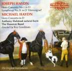 Michael Haydn (1737-1806): Concertino f.Horn & Orchester D-dur, CD