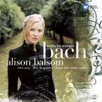 Alison Balsom - Bach-Works for Trumpet, CD