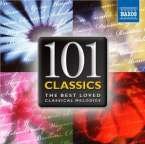 101 Classics - The Best Loved Classical Melodies, 8 CDs
