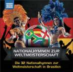 Nationalhymnen zur Weltmeisterschaft 2014 in Brasilien, CD