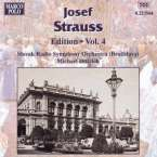 Joseph Strauss (1827-1870): Joseph Strauss Edition Vol.4, CD