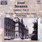 Joseph Strauss (1827-1870): Joseph Strauss Edition Vol.9, CD