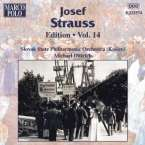 Joseph Strauss (1827-1870): Joseph Strauss Edition Vol.14, CD