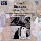 Joseph Strauss (1827-1870): Joseph Strauss Edition Vol.17, CD