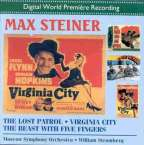 Max Steiner (1888-1971): The Lost Patrol (Filmmusik), CD