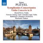 Ignaz Pleyel (1757-1831): Sinfonias concertantes in A & B, CD