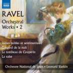 Maurice Ravel (1875-1937): Orchesterwerke Vol.2, CD