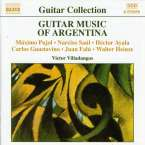 Victor Villadangos - Guitar Music of Argentina, CD