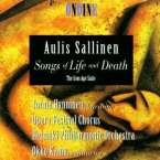 Aulis Sallinen (geb. 1935): Songs of Life and Death op.69, CD