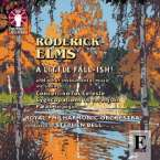 Roderick Elms (20.Jh.): Concertino for Celeste, CD