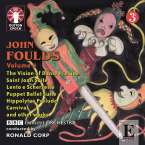 John Foulds (1880-1939): John Foulds Vol.4, CD