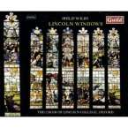 Philip Wilby (geb. 1949): Lincoln Windows, CD