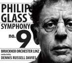 Philip Glass (geb. 1937): Symphonie Nr.9, CD