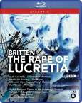 Benjamin Britten (1913-1976): The Rape of Lucretia, Blu-ray Disc