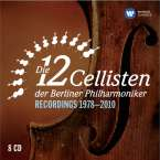 Die 12 Cellisten der Berliner Philharmoniker - Recordings 1978-2010, 8 CDs