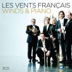 Les Vents Francais - Winds & Piano, 2 CDs