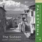 Giovanni Perluigi da Palestrina (1525-1594): Palestrina-Edition Vol.4 (The Sixteen), CD