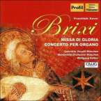 Franz Xaver Brixi (1732-1771): Missa di Gloria in D, CD