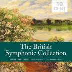 The British Symphonic Collection, 10 CDs