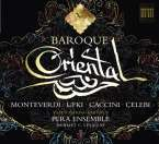 Baroque Oriental, CD