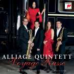 Alliage Quintett - Voyage Russe, CD