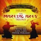 Tan Dun (geb. 1957): Martial Arts Trilogy (Musik aus Filmen), CD
