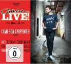 Cameron Carpenter - Cameron Live, CD