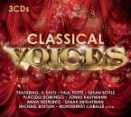 Classical Voices, 3 CDs