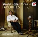 Klaus Florian Vogt - Favorites, CD