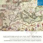 Mediterranean Music Edition (dhm), 10 CDs