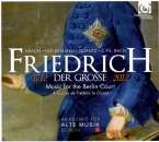 Friedrich der Große - Music for the Berlin Court, CD
