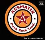 Assmatix: The Ex-Generation, CD