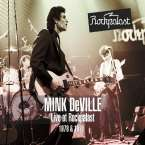 Mink DeVille: Live At Rockpalast 1978 & 1981 (2CD + DVD), 2 CDs