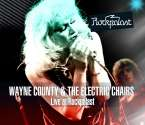 Wayne County: Live At Rockpalast 1978 (CD + DVD), CD