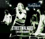 Streetwalkers: Live At Rockpalast - Köln, WDR Studio,  25.3.1975 & 19.4.1977 (2 CD + DVD), 2 CDs