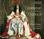 Coronation Music for Charles II, CD