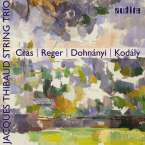 Jacques Thibaud Trio Berlin - Cras / Reger / Dohnanyi / Kodaly, CD