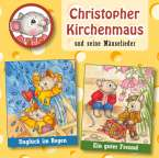 Helmut Jost: Christopher Kirchenmaus 1 (DCD), 2 CDs