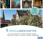 Orgellandschaften Vol.2, CD